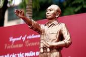 Tượng tướng Giáp và 3 danh tướng Việt ở Hà Nội