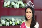 Tân Hoa hậu Đỗ Mỹ Linh: 'Em chưa hề làm gì răng mình hết!'