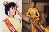 Ai là hoa hậu tóc ngắn đầu tiên của Việt Nam?