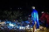 Quảng Trị: Tìm thấy thi thể người phụ nữ bị nước cuốn trôi