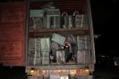 Hơn 40.000 gói thuốc lá lậu trên xe container