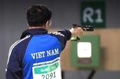 Hoàng Xuân Vinh bị loại nội dung từng vô địch Olympic