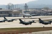 100 máy bay Mỹ-Hàn tập trận trước hội đàm với Triều Tiên