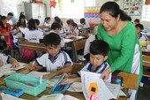 TP.HCM tiếp tục duy trì mô hình trường học mới VNEN