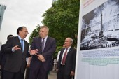 Triển lãm Thắm tình hữu nghị Việt Nam - Liên bang Nga