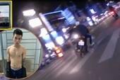 Thanh niên đi cướp giật khóc nghẹn xin về chăm vợ sắp sinh