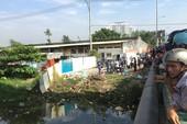 Tìm thấy thi thể nam thanh niên nhảy cầu Sài Gòn