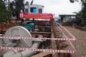 TP.HCM chi gần 10 tỉ thuê máy bơm 'khủng' chống ngập