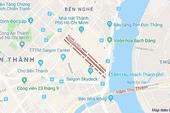 TP.HCM cấm đường phục vụ bắn pháo hoa