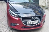 Tài xế Mazda 3 'đánh võng' như phim sẽ bị phạt 14 triệu đồng