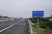 Cầu trên cao tốc 34.500 tỉ bị sụt lún, rình rập nguy hiểm
