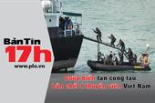Bản tin 17h: Cướp biển bắn chết 1 thuyền viên Việt Nam
