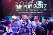 Văn Toàn nói gì sau khi nhận giải thưởng Fair Play?