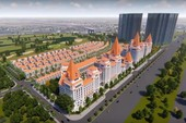 'Đại gia' ngành xây dựng trúng thầu hai dự án ngàn tỉ