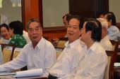 Nhiều cán bộ cấp cao dự hội nghị cơ chế đặc thù TP.HCM