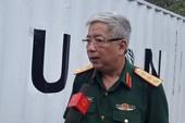 Tướng Vịnh nói về quân đội Việt Nam tham gia ở Liên Hiệp Quốc
