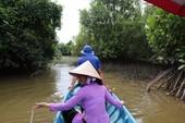 Cô gái Bến Tre mang đặc sản rừng nước mặn lên phố