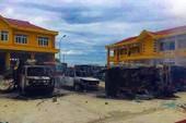 Bình Thuận thiệt hại hàng chục tỉ vì nhóm người quá khích