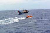 Một con tàu cùng 5 ngư dân mất liên lạc ở quần đảo Trường Sa
