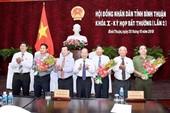 Thủ tướng phê chuẩn nhân sự phó chủ tịch UBND tỉnh Bình Thuận