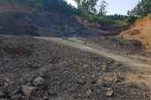 Cựu phó công an huyện bị phạt vì khai thác khoáng sản