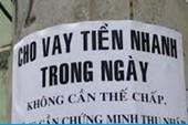 Bình Thuận thành lập Tổ công tác 'tuyên chiến' tín dụng đen