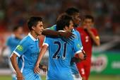 Việt Nam 1–8 Man City: Bài học quý từ một trận giao hữu