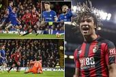 Chelsea thua cực sốc Bournemouth