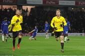 Chelsea thua cực sốc trước Watford