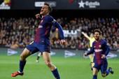 Coutinho khai hỏa, Barcelona vào chung kết cúp nhà vua