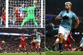 'Quật ngã' Liverpool, Man. City sống lại cuộc đua vô địch