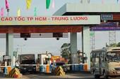 Sau giao thừa, cao tốc TP.HCM - Trung Lương có còn thu phí?