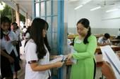 Thi tuyển sinh 10: Hạn chế tình trạng HS chọn trường xa nhà