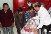 Cháy 70 căn nhà ở Nha Trang: Hỗ trợ người dân ăn tết