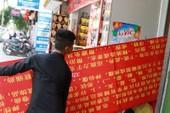 Phạt một công ty sử dụng lao động Trung Quốc không phép