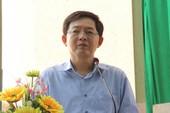 Dân Bình Định lại giữ người để phản đối dự án