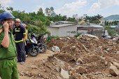 Yêu cầu khởi tố vụ vỡ hồ bơi vô cực ở Nha Trang