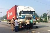 Tài xế xe container chia sẻ kinh nghiệm tránh tai nạn