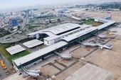 Dừng các công trình trong sân golf sân bay Tân Sơn Nhất