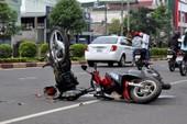 Gây tai nạn giao thông khi không có GPLX, xử sao?