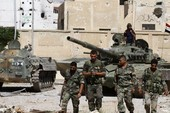 Syria tuyên bố ngừng bắn, chờ Nga-LHQ đàm phán