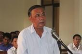 Xét xử Nguyên Phó giám đốc Sở NN&PTNT Bến Tre