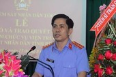 Bổ nhiệm tân viện trưởng VKSND tỉnh Bình Phước