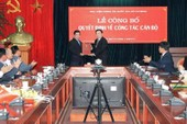 Công bố quyết định nhân sự của Ban Bí thư Trung ương