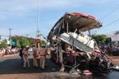 Khởi tố vụ tai nạn kinh hoàng làm 13 người chết