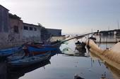 3 ghe tận diệt thủy sản bằng xung điện trên đầm Thị Nại