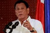 Ông Duterte sa thải bộ trưởng Nội vụ vì tham nhũng