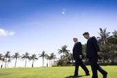 Ông Tập rời Mỹ, báo Trung Quốc liền chỉ trích ông Trump