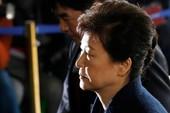 Bà Park Geun-hye chính thức bị truy tố tội tham nhũng