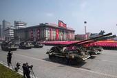Triều Tiên tập trận pháo binh lớn nhất lịch sử
